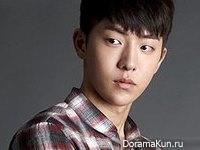Nam Joo Hyuk для NEWSPIM 2015