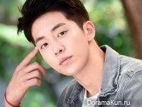Nam Joo Hyuk для News1 2015
