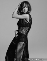 Nicole для Esquire January 2015