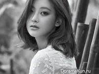 Oh Yeon Seo для CeCi November 2014 Extra