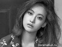 Oh Yeon Seo для CeCi November 2014