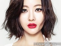 Oh Yeon Seo для SURE July 2014