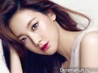 Oh Yeon Seo для SURE October 2015