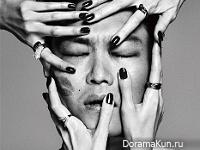 PSY для Elle Korea December 2015