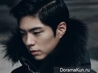 Park Bo Gum для T.I FOR MEN CF
