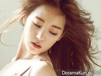 Park Bo Ram для SURE April 2015