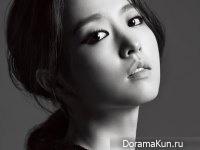 Park Bo Young для Harper's Bazaar June 2015 Extra
