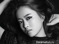 Park Bo Young для Harper's Bazaar June 2015