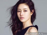 Park Ha Na для SURE March 2015