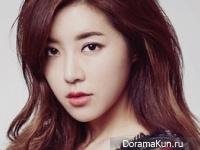 Park Han Byul для InStyle April 2015