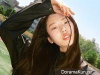 Park Hee Jeong для Dazed June 2015
