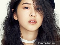 Park Hye Soo для CeCi December 2015