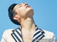 Park Hyeong Seop для GQ April 2015