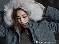 Park Ji Soo для PESPOW 2015 F/W