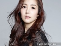 Park Min Young для DUANI F/W 2014 CF