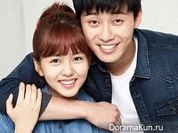 Park Seo Joon и др. для UNIONBAY Fall 2014 CF