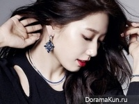Park Shin Hye для Agatha Paris F/W 2014 Extra 4