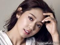 Park Shin Hye для Agatha Paris F/W 2015