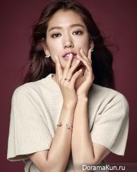Park Shin Hye для Agatha Paris F/W 2015 Extra 2