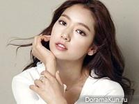 Park Shin Hye для Agatha Paris F/W 2015 Extra
