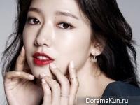 Park Shin Hye для Agatha Paris F/W 2014 Extra 3
