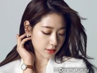Park Shin Hye для Agatha Paris S/S 2015 Extra 2