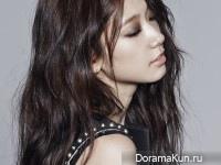 Park Shin Hye для BRUNOMAGLI F/W 2014 CF Extra