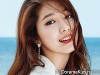 Park Shin Hye для CeCi March 2015