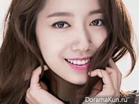 Park Shin Hye для Cine21 Magazine No.982