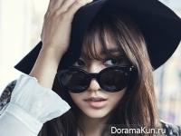 Lee Jong Suk, Park Shin Hye для InStyle April 2015 Extra