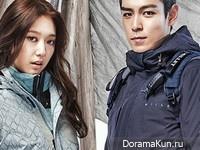 Park Shin Hye, T.O.P (Big Bang) для MILLET F/W 2014 CF