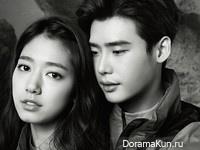 Lee Jong Suk, Park Shin Hye для Millet S/S 2015 Extra
