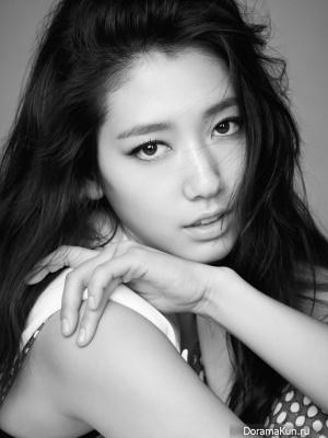 Park Shin Hye для Mind Bridge S/S 2015