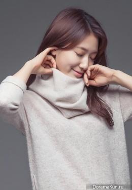 Park Shin Hye для Unknown Concept Photos 2015