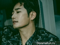 Park Si Hoo для K Wave November 2015