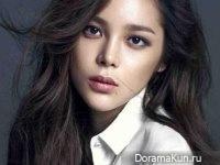 Park Si Yeon для Carlyn F/W 2014 CF