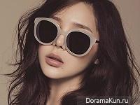 Park Si Yeon для The Star August 2015