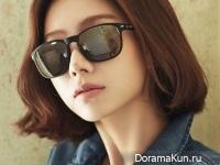 Park Soo Jin для Oakley 2014 CF