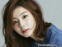 Park Soo Jin для Soo by Jinny Kim 2015