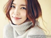 Park Sun Young для Woman Sense November 2014