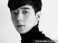 Park Yoo Hwan для Marie Claire December 2015
