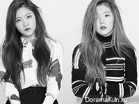 Red Velvet для Elle November 2015