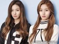 Red Velvet для Grazia September 2015