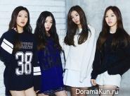 Red Velvet для IZE Magazine December 2014