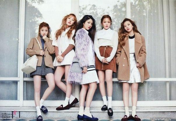 Lively nylon korea december