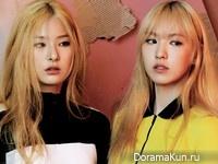 Red Velvet для The Celebrity May 2015