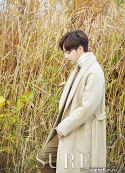 Roy Kim для SURE December 2015