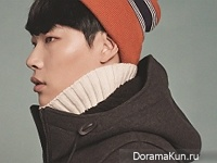 Ryoo Joon Yeol для BEANPOLE 2015 CF