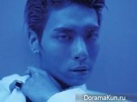 Jonghyun (SHINee) для Dazed & Confused February 2015