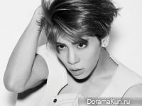 SHINee (Jonghyun) для Elle February 2015 Extra
